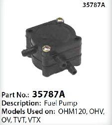 Tecumseh Fuel Pump - Part No. 35787A