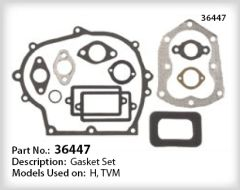Tecumseh Gasket Set - Part No. 36447