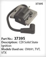 Tecumseh Ignition Coil Part No. 37395