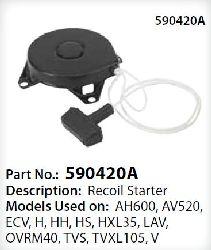 Tecumseh Recoil Starter 590420A nka 31-051