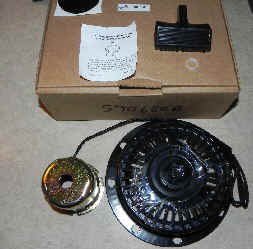 Tecumseh Recoil Starter 590685B