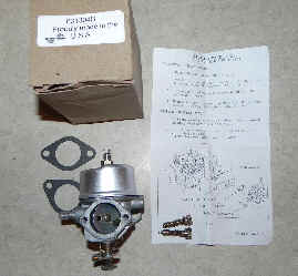 Tecumseh Carburetor Part No.  631304B