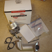Tecumseh Carburetor Part No.  631660A