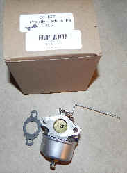 Tecumseh Carburetor Part No.  631827