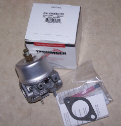 Tecumseh Carburetor Part No.  631959A