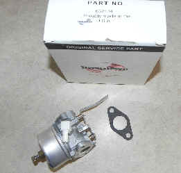 Tecumseh Carburetor Part No.  632114
