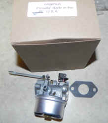 Tecumseh Carburetor Part No.  640086 AKA 640086A