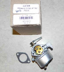 Tecumseh Carburetor Part No.  632536 NKA 640105