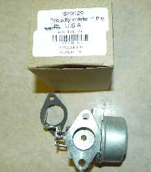 Tecumseh Carburetor Part No.  640129