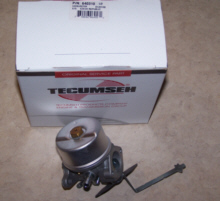 Tecumseh Carburetor Part No.  640310
