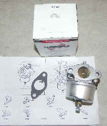 Tecumseh Carburetor Part No.  631795A