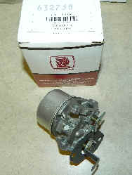 Tecumseh Carburetor Part No.  632738