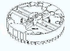 Tecumseh Flywheel - Part No. 611299