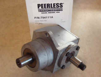 Right Angle Drive 2604-P91 - Part No. 794111A