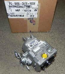 Hydro-Gear Part Number PG-1KQQ-DA1X-XXXX