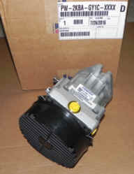 Hydro-Gear Part Number PW-2KBA-GY1C-XXXX