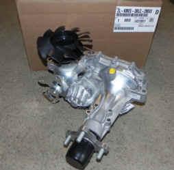 Hydro-Gear Part Number ZL-KMEE-3BLC-2MXX