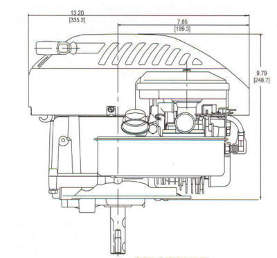 10A900 Series Line Drawing