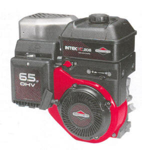 Small Engine Suppliers - Briggs & Stratton 6.5 HP INTEK I/C Model ...