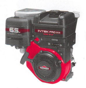 Briggs & Stratton 123400 Series Engine