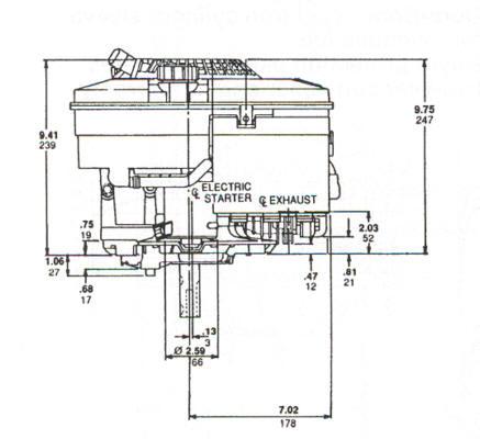 123K00 Series Line Drawing