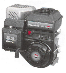 Briggs & Stratton 126400 Series Engine