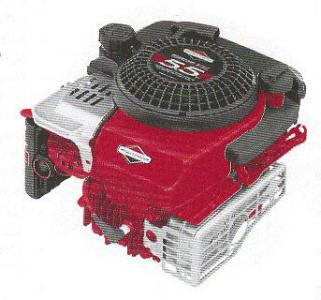 Briggs & Stratton 129800 Series Engine