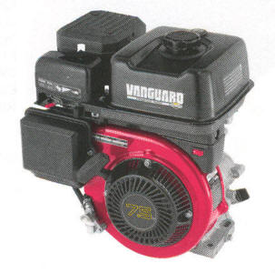Briggs & Stratton 138400 Series Engine
