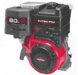 Briggs & Stratton 203400 Series Engine
