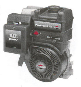 Briggs & Stratton 204400 Series Engine