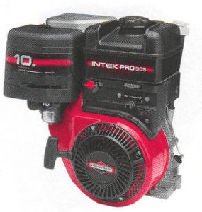 Briggs & Stratton 206400 Series Engine