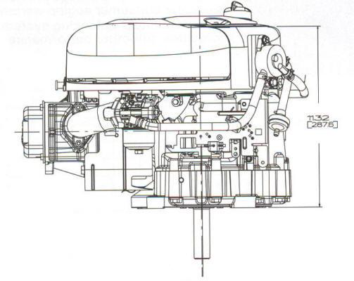21B900 Series Line Drawing
