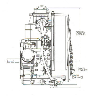 31L700 Series Line Drawing