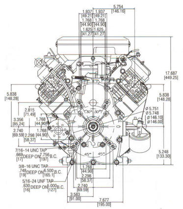 23 Hp Vanguard Schematics on 1992 toyota pickup wiring diagram