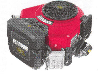 Briggs & Stratton 380700 Series Engine