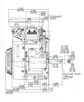 Briggs And Stratton Intek Engine Wiring Diagrams