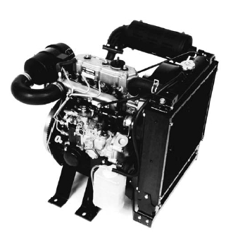 Vanguard 3LC-Diesel Engine Specs