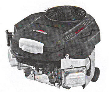 Small Engine Suppliers - Briggs & Stratton 26 HP ELS Model Series 446700