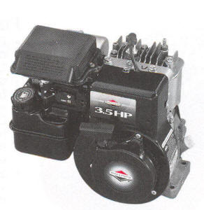 Briggs & Stratton 91200 Series Engine
