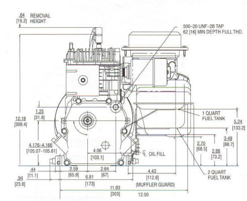 Small Engine Suppliers - Briggs & Stratton 3 5 HP Model