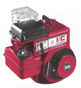 Briggs & Stratton 92200 Series Engine