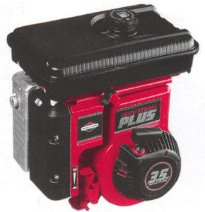 Briggs & Stratton 93400 Series Engine