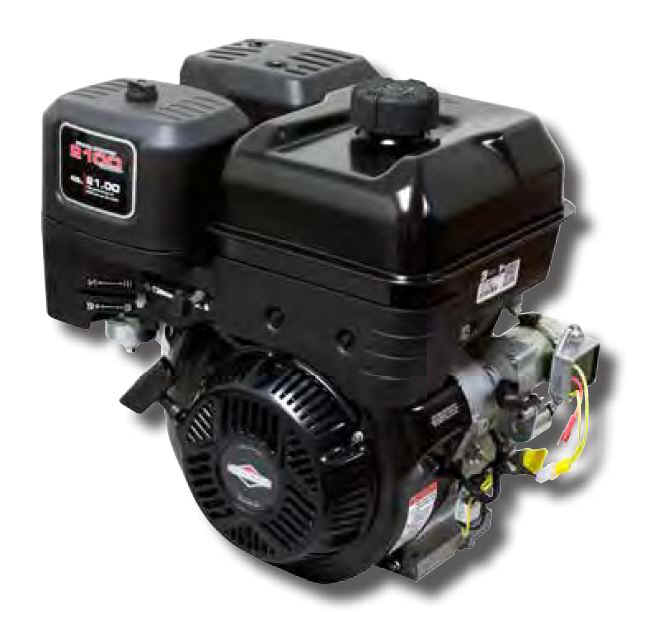 Briggs & Stratton 25T237-0045-F1 21 Torque Engine