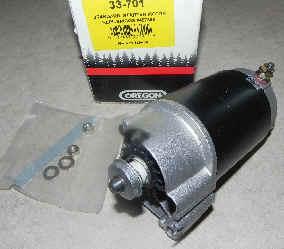 Briggs & Stratton Electric Starter Part No. 33-701