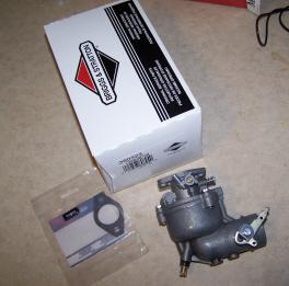 Briggs Stratton Carburetor Part No. 390323