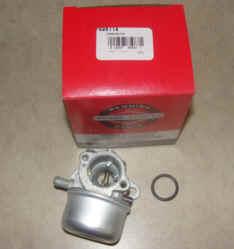 Briggs Stratton Carburetor Part No. 496114