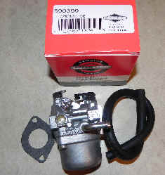 Briggs Stratton Carburetor Part No. 590399