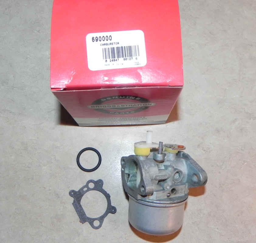 Briggs Stratton Carburetor Part No. 690000