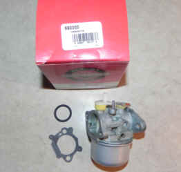 Briggs Stratton Carburetor Part No. 690000