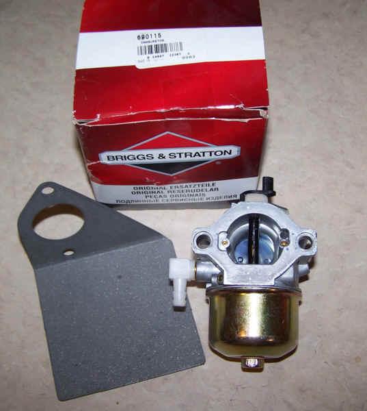 Briggs Stratton Carburetor Part No. 690115